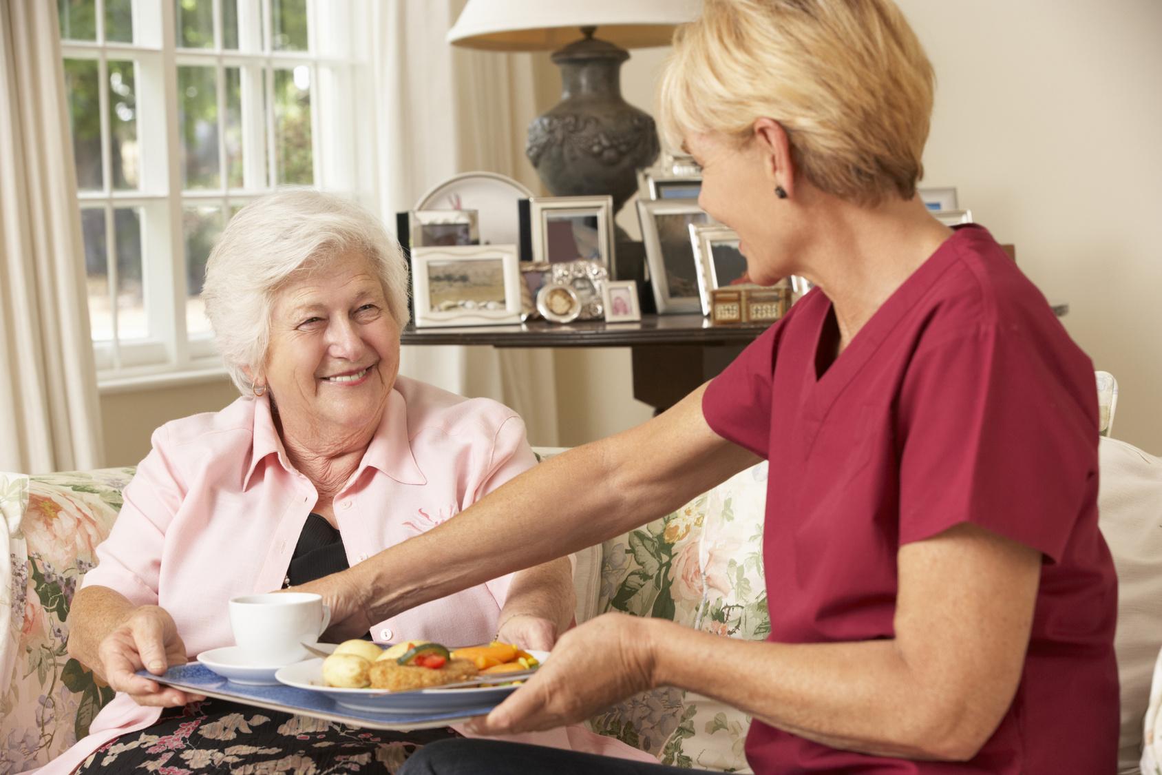 in-home care near romeoville il